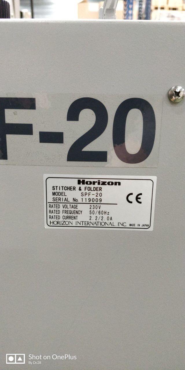 HORIZON VAC 60, Year : 2005, ref.71464 | www.coci-sa.com/en | 71464n_3.jpg