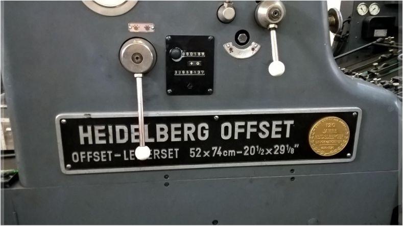 HEIDELBERG SORM, Year : 1974, ref.71473 | www.coci-sa.com/en | 71473n_3.jpg