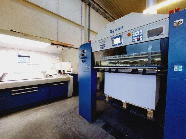 KOENIG-BAUER RAPIDA 105 5   LX, Year : 2012, ref.71543 | www.coci-sa.com/en | 71543n_3.jpg