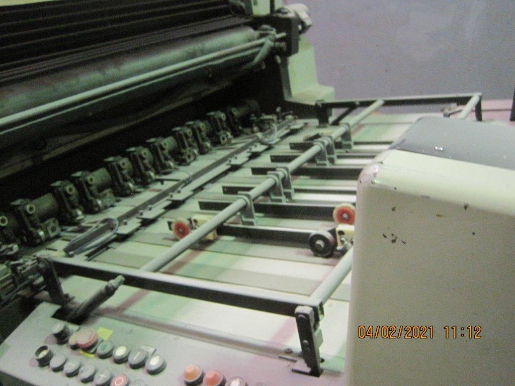 MILLER TP 104 4, Year : 1990, ref.71549 | www.coci-sa.com/en | 71549n_1.jpg