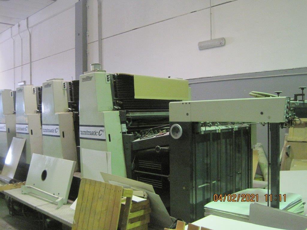 MILLER TP 104 4, Year : 1990, ref.71549 | www.coci-sa.com/en | 71549n_3.jpg