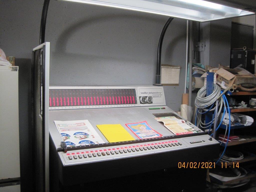 MILLER TP 104 4, Year : 1990, ref.71549 | www.coci-sa.com/en | 71549n_8.jpg