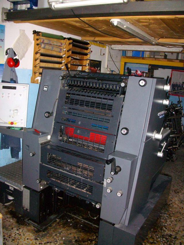 HEIDELBERG PM 52 1, Year : 2001, ref.71552   www.coci-sa.com/en   71552n_4.jpg