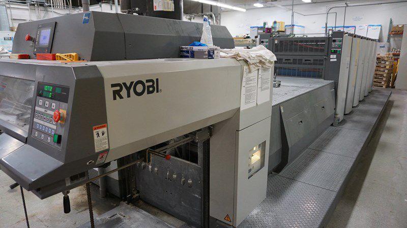 RYOBI 755 LX, Year : 2012, ref.71724 | www.coci-sa.com/en | 71724n_1.jpg