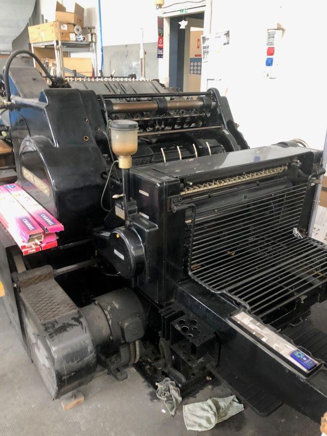 HEIDELBERG S, Year : 1958, ref.71760 | www.coci-sa.com/en | 71760n_4.jpg